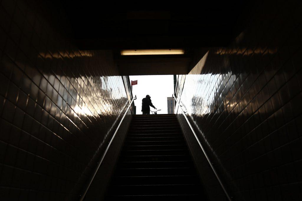 subway-exit